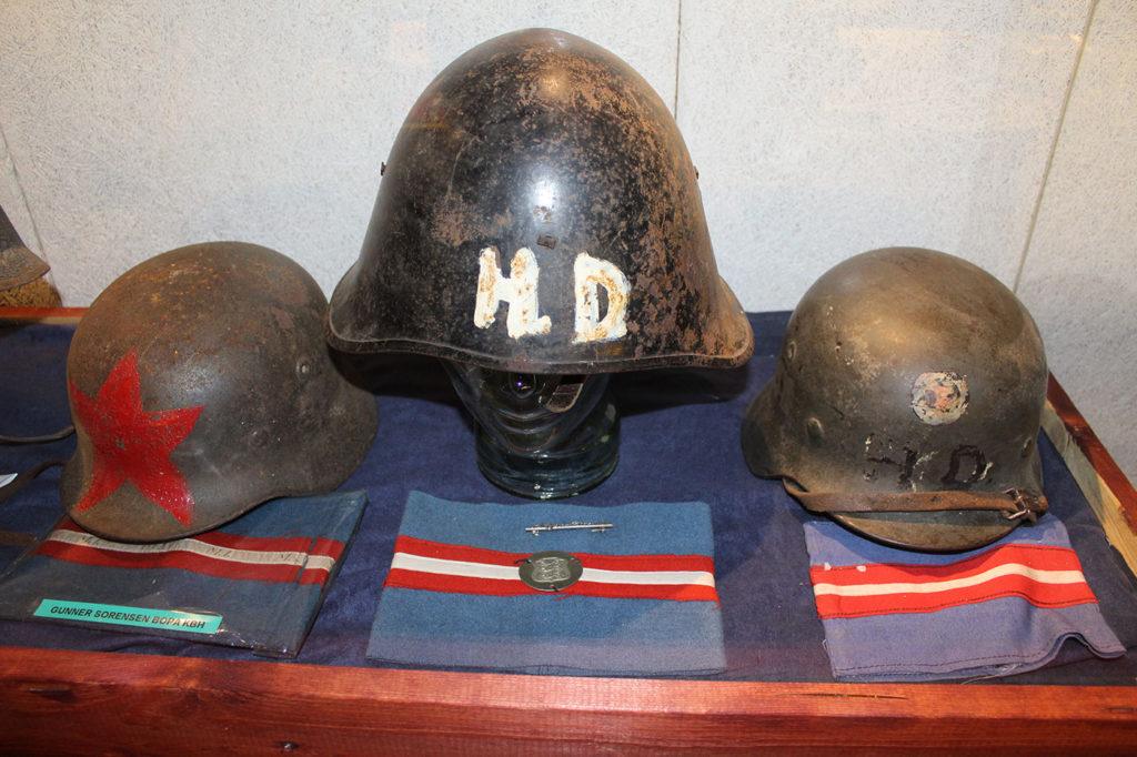 HD hjelm